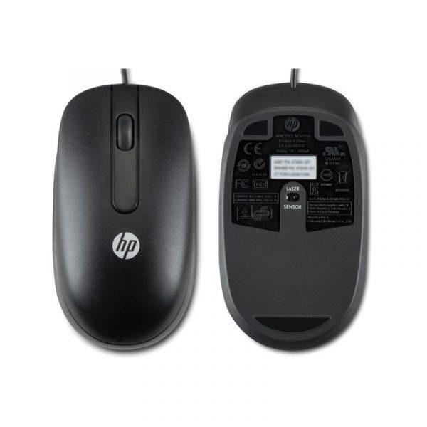 Мышь HP (QY778AA) Black USB лазерная - купить в интернет-магазине Анклав