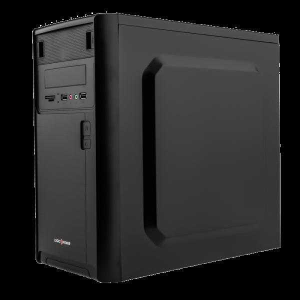 Корпус Logicpower 6103-400w 8cm Black - купить в интернет-магазине Анклав