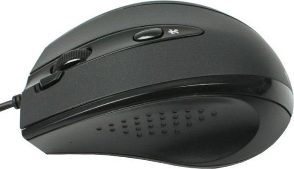 Мишка A4Tech N-770FX-1 чорна USB V-Track - купить в интернет-магазине Анклав