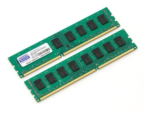 DDR3 4GB/1333 GOODRAM (GR1333D364L9/4G) - купить в интернет-магазине Анклав