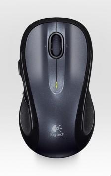 Мышь беспроводная Logitech M510 Wireless Black (910-001826) - купить в интернет-магазине Анклав