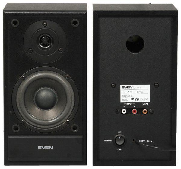 Акустична система Sven SPS-702 Black - купить в интернет-магазине Анклав