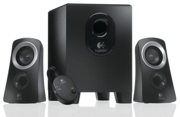 Акустична система Logitech Z313 Black (980-000413) - купить в интернет-магазине Анклав