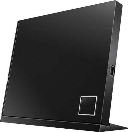 Blu-ray BD-Combo ASUS SBC-06D2X-U (SBC-06D2X-U/BLK/G/AS) Black - купить в интернет-магазине Анклав