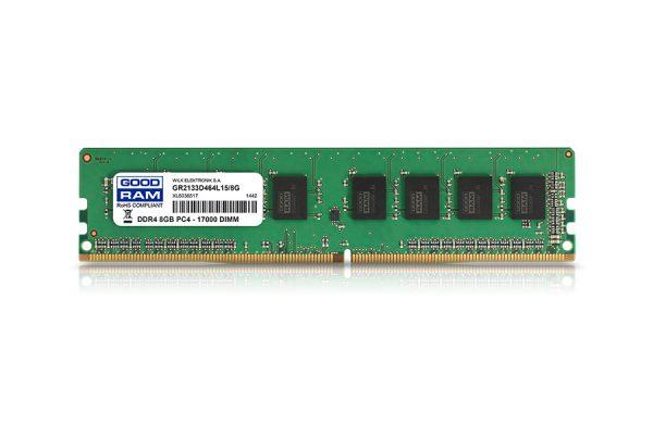 DDR4 8Gb/2133 GOODRAM (GR2133D464L15/8G) - купить в интернет-магазине Анклав