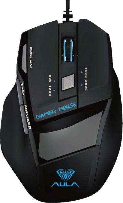 Мышь Acme Expert Gaming Mouse Killing The Soul (6948391211039) - купить в интернет-магазине Анклав