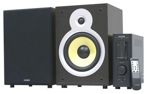 Акустическая система Microlab PRO-3 Dark - купить в интернет-магазине Анклав