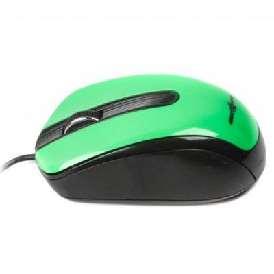Мишка Maxxter Mc-325-G Green USB - купить в интернет-магазине Анклав