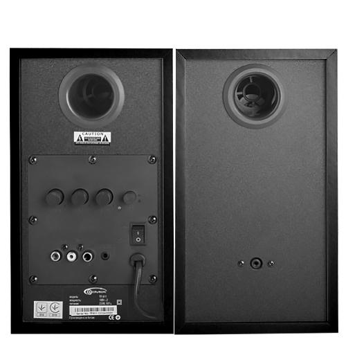 Акустическая система Gemix TF-611 Black - купить в интернет-магазине Анклав