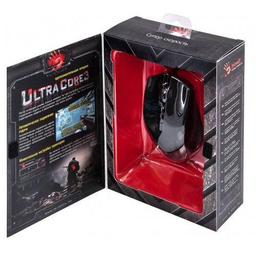 Мишка A4Tech V5M Bloody чорна USB V-Track - купить в интернет-магазине Анклав