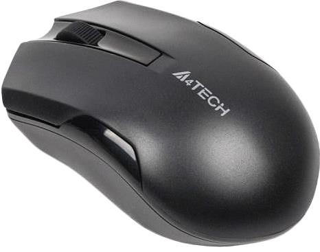 Мышь беспроводная A4Tech G3-200N Black USB V-Track - купить в интернет-магазине Анклав