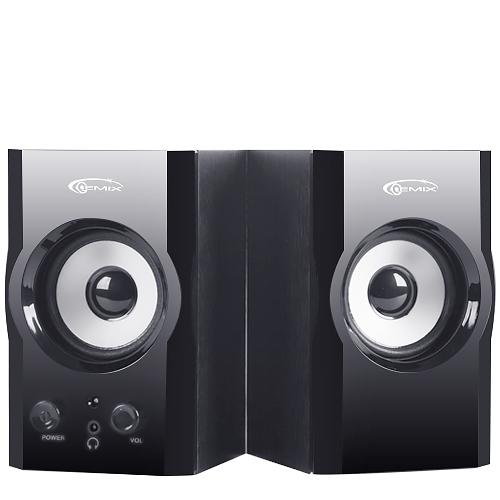 Акустична система Gemix TF-3 Black - купить в интернет-магазине Анклав