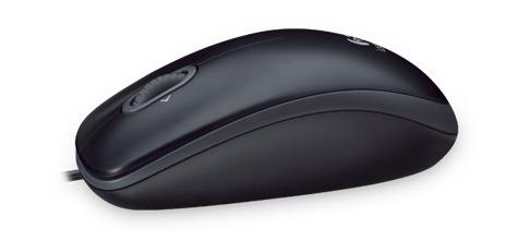 Мишка Logitech M90 (910-001794) чорна USB - купить в интернет-магазине Анклав