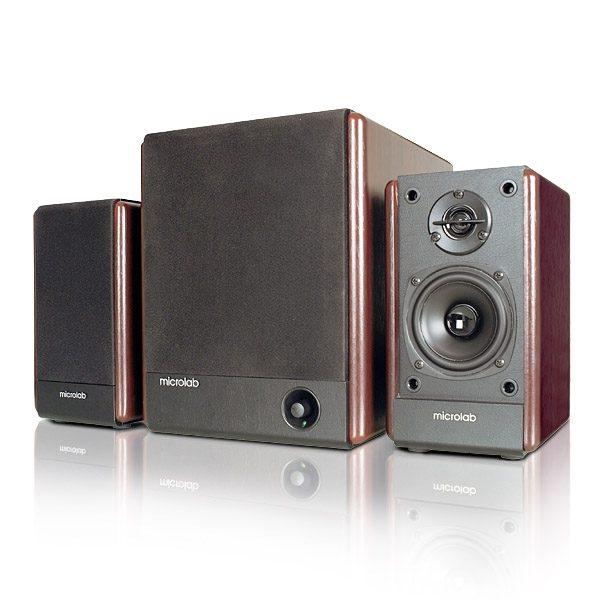 Акустична система Microlab FC-330 Black Wooden - купить в интернет-магазине Анклав