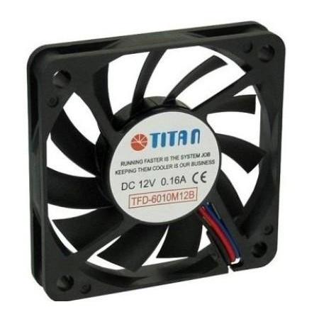 Вентилятор Titan TFD-6020M12Z 12B, 60мм - купить в интернет-магазине Анклав