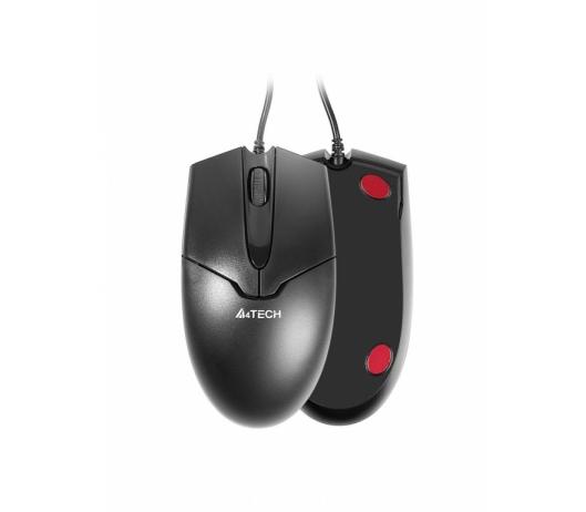 Мишка A4Tech OP-550NU Black USB V-Track - купить в интернет-магазине Анклав