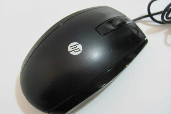 Мышь HP X500 (E5E76AA) Black USB - купить в интернет-магазине Анклав