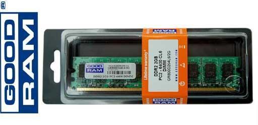 DDR2 2GB/800 GOODRAM (GR800D264L6/2G) - купить в интернет-магазине Анклав