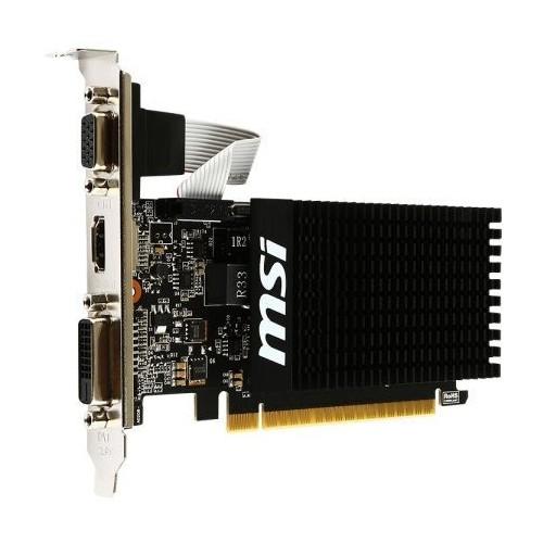Відеокарта GF GT 710 2GB GDDR3 MSI (GT 710 2GD3H LP) - купить в интернет-магазине Анклав
