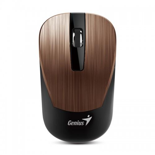 Мышь беспроводная Genius NX-7015 Brown (31030119104) USB - купить в интернет-магазине Анклав