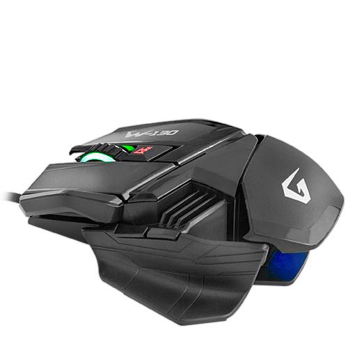 Мишка Gemix W-130  USB (07600006) - купить в интернет-магазине Анклав