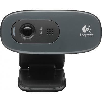 Веб-камера Logitech C270 HD (960-001063) - купить в интернет-магазине Анклав