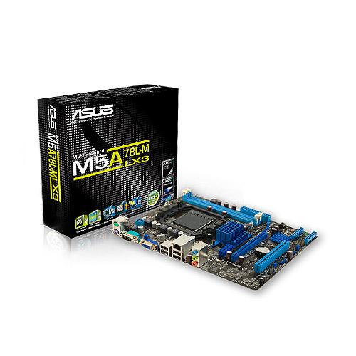 Asus M5A78L-M LX3 Socket AM3+ - купить в интернет-магазине Анклав