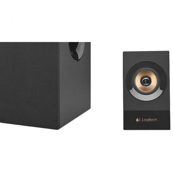 Акустическая система Logitech Z533 Black (980-001054) - купить в интернет-магазине Анклав