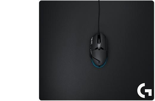 Игровая поверхность Logitech G640 Black (943-000089) - купить в интернет-магазине Анклав