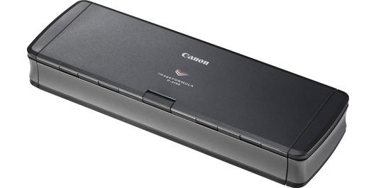 Документ-сканер А4 Canon P-215II 9705B003 - купить в интернет-магазине Анклав