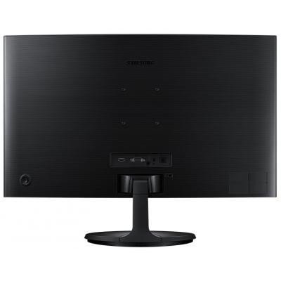 "Samsung 27"" C27F390F (LC27F390FHIXCI) VA Black Curved - купить в интернет-магазине Анклав"