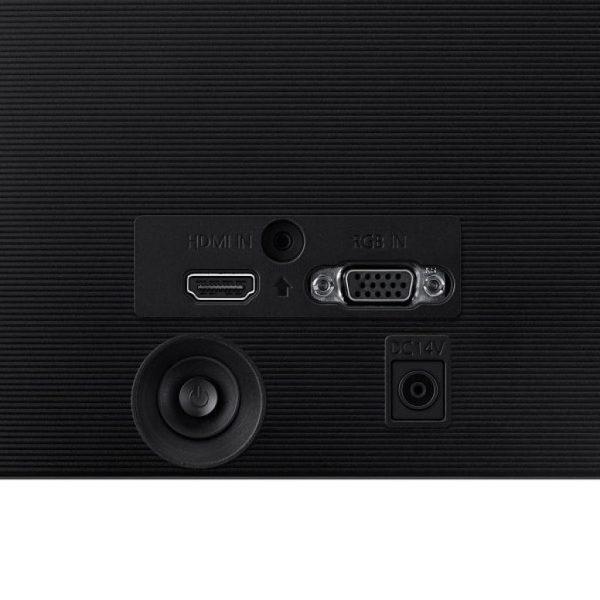 """Samsung 23.5"""" S24F350F (LS24F350FHIXCI) PLS Black - купить в интернет-магазине Анклав"""