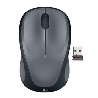 Мышь беспроводная Logitech M235 (910-002201) Grey USB - купить в интернет-магазине Анклав