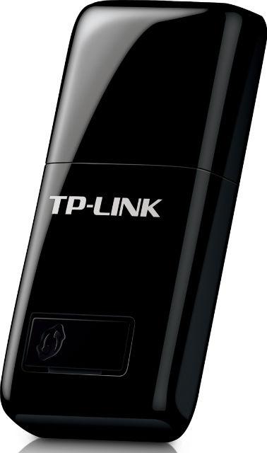 Беспроводной адаптер TP-LINK TL-WN823N  (300Mbps, USB, mini) - купить в интернет-магазине Анклав