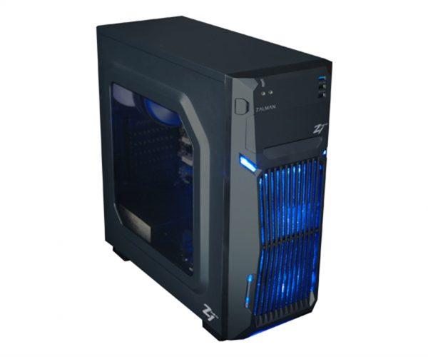 Корпус Zalman Z1 NEO Black без БП - купить в интернет-магазине Анклав