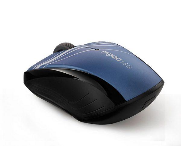 Мышь RAPOO 3100p wireless, Blue - купить в интернет-магазине Анклав