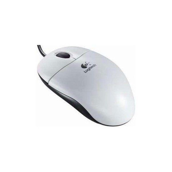 Мишка Logitech M100 (910-005004) White USB - купить в интернет-магазине Анклав