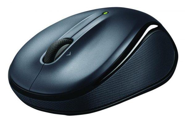 Мишка бездротова Logitech M325 (910-002142) Dark Silver USB - купить в интернет-магазине Анклав