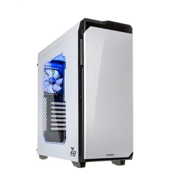 Корпус ZALMAN Z9 NEO (White) Steel/Plastic, ATX / Micro ATX, Mid Tower без БЖ - купить в интернет-магазине Анклав