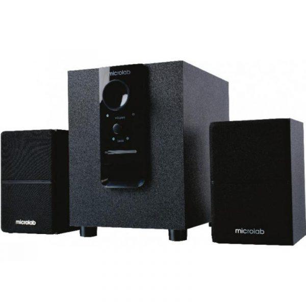 Акустическая система Microlab M-106 Black - купить в интернет-магазине Анклав