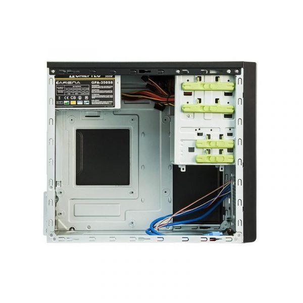 Корпус Chieftec Mesh XT-01B, без БЖ, 2xUSB3.0, Black - купить в интернет-магазине Анклав
