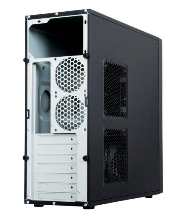 Корпус CHIEFTEC iArena CQ-01B-U3, без БЖ, 2xUSB3.0, чорний - купить в интернет-магазине Анклав