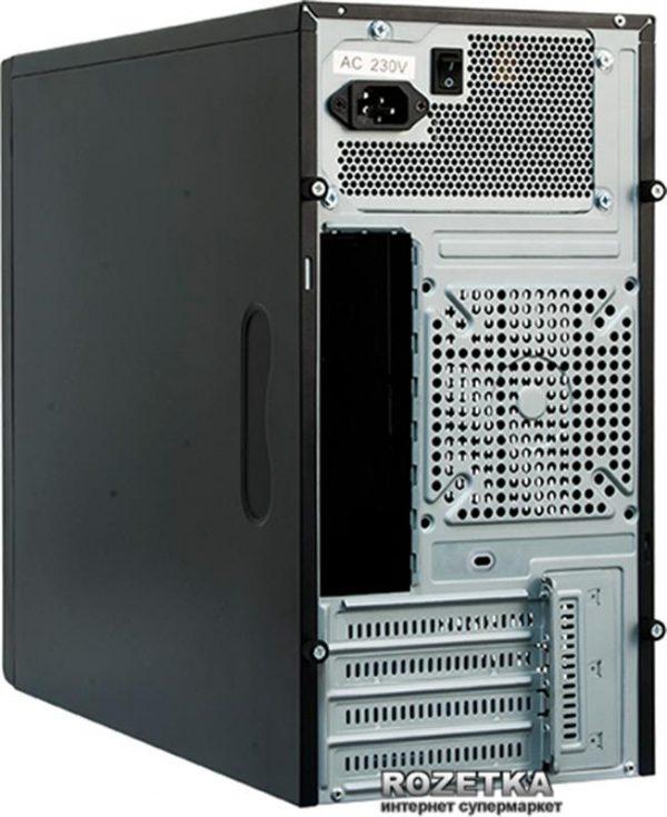 Корпус Chieftec HT-01B, без БЖ, 2xUSB3.0, mATX, Black - купить в интернет-магазине Анклав