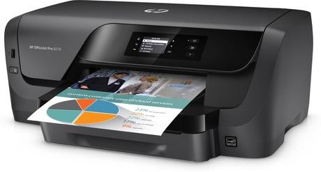 Принтер А4 HP OfficeJet Pro 8210 c Wi-Fi (D9L63A) - купить в интернет-магазине Анклав
