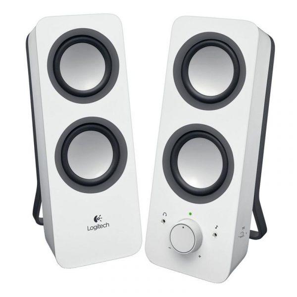 Акустическая система Logitech Z200 White (980-000811) - купить в интернет-магазине Анклав