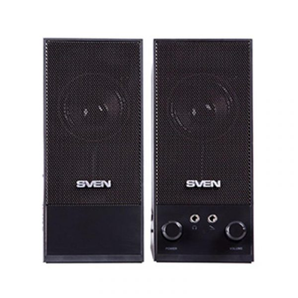 Акустическая система SVEN SPS-604 Black UAH - купить в интернет-магазине Анклав