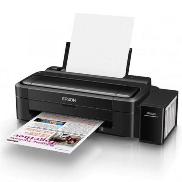 Принтер А4 Epson L132 Фабрика печати (C11CE58403) - купить в интернет-магазине Анклав