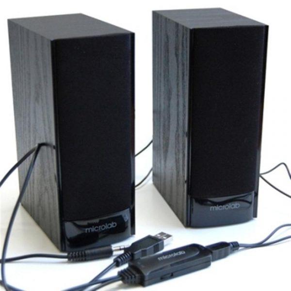 Акустическая система Microlab B-56 Black - купить в интернет-магазине Анклав