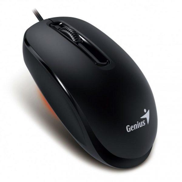 Мышь Genius DX-130 Black (31010117100) USB - купить в интернет-магазине Анклав