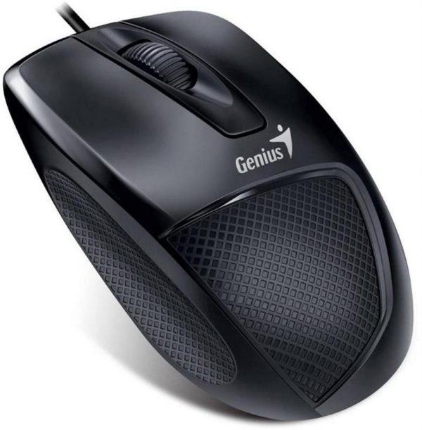 Мышь Genius DX-150X Black (31010231100) USB - купить в интернет-магазине Анклав